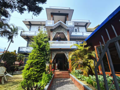 Foto di Pokhara Backpacker's Hostel