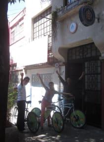 Hostel Condesa Chapultepec tesisinden Fotoğraflar