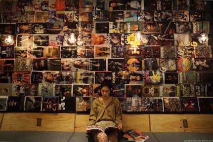 Book And Bed Tokyo Fukuoka tesisinden Fotoğraflar