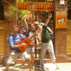 Foto di Casa Babylon Backpackers
