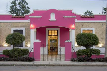 Kuvia paikasta: Casa Rosa Mexicano
