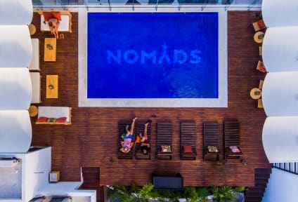 Nomads Hotel Hostel & Rooftop Pool照片