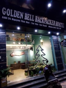 Foto di Golden Bell backpacker hostel