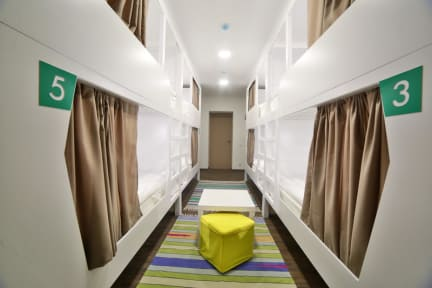Zdjęcia nagrodzone Nice Hostel Penza