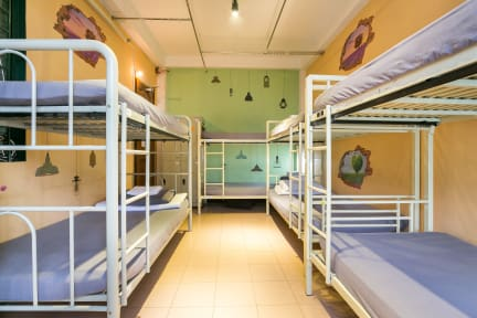 K2 Hostel Sai Gon tesisinden Fotoğraflar