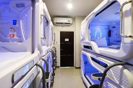 Photos of Tab Capsule Hotel - Kayoon Surabaya