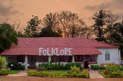 Bilder av Folklore Hostel Goa
