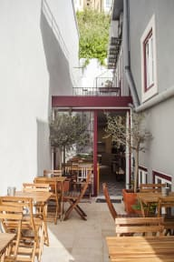 Photos of Lisbon Poets Hostel