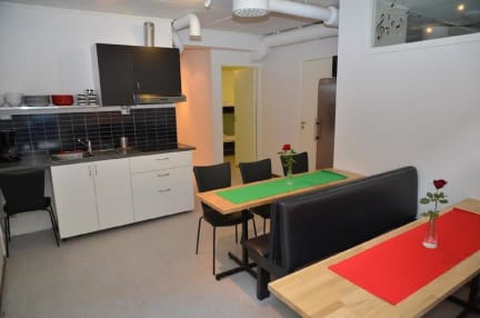 Kuvia paikasta: Bergen Budget Hostel
