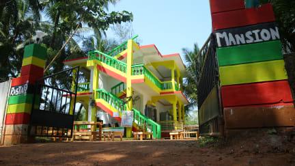 Fotky Rasta Mansion Arambol