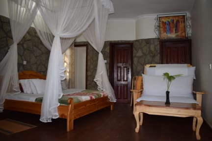 Fotografias de Ngorongoro Lodge&Campsite
