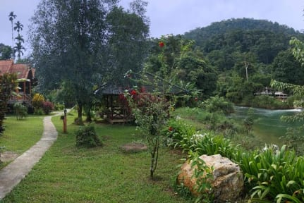 Khao Sok Riverfront Resortの写真