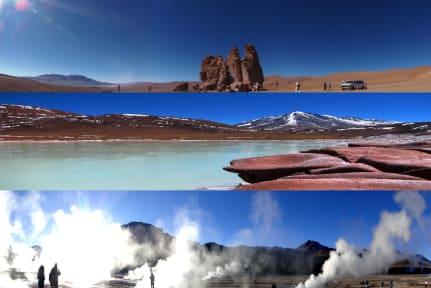 Kuvia paikasta: Cabana A.Spitit  Atacama
