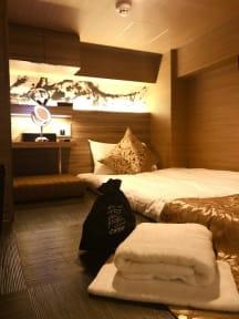 Zdjęcia nagrodzone Hotel Cargo Shinsaibashi