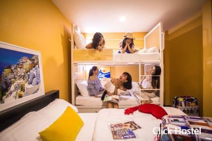 Foto's van Click Hostel