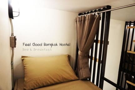 Fotografias de Feel Good Bangkok Hostel