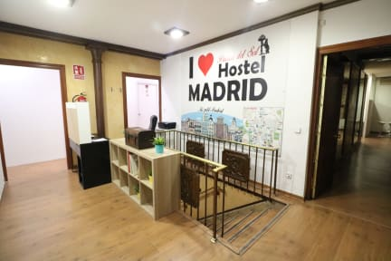 Foto di I Love Madrid Hostel
