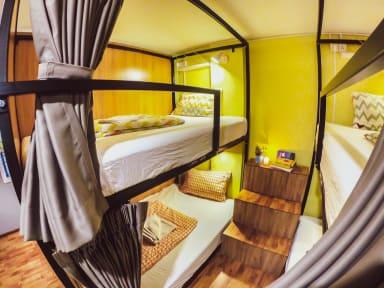 ZZZ Hostel Don Mueang Airport tesisinden Fotoğraflar