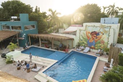 Photos of Selina Cancun Downtown