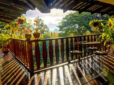Foton av Hotel Madrugada Copan