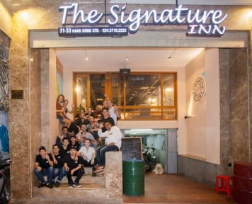 The Signature inn Hanoiの写真