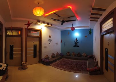 Photos of spiritual YOGA guest house