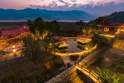 Zdjęcia nagrodzone Zostel Pokhara