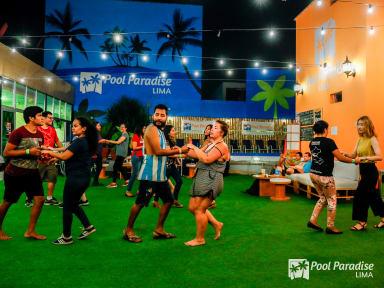 Fotografias de Pool Paradise Lima