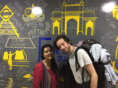 Фотографии The Social Space Hostel Mumbai