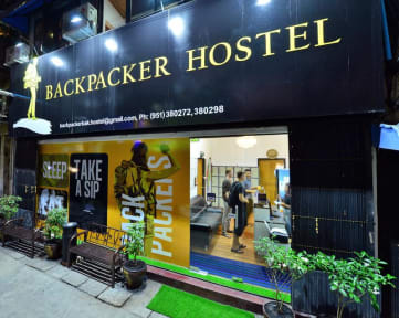 Fotky Backpacker Hostel Yangon