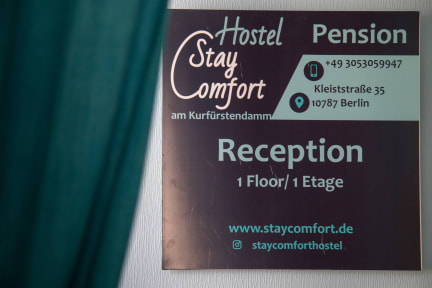 Pension Hostel StayComfort am Kurfürstendamm照片