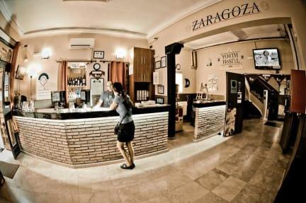 Foto's van Albergue Zaragoza Hostel