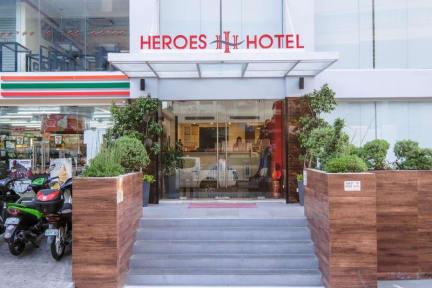 Kuvia paikasta: Heroes Hotel Manila
