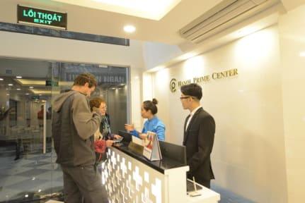 Kuvia paikasta: Hanoi Prime Center Hotel