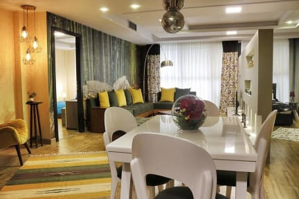 Tehran Furnished Apartmentsの写真