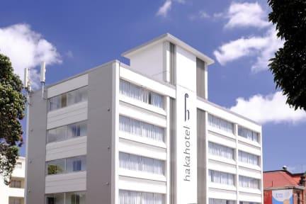 Foto's van Haka Hotel Newmarket