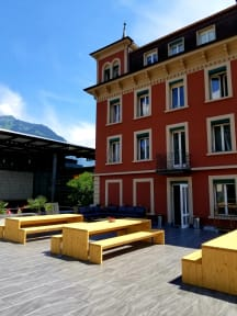 Foto di DownTownHostel Interlaken