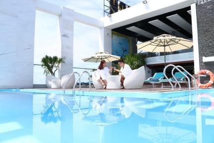 Fotografias de Le Hoang Beach Hotel