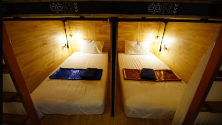 Fotky Sleep Owl Hostel DonMueang Airport