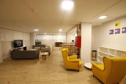Foto di Bilbao Metropolitan Hostel by Bossh Hotels
