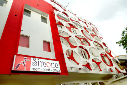 Bilder av Simona Hotel Canggu
