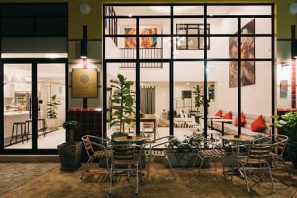 Fotografias de Chamberlain Hostel Bangkok