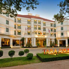 Bilder av Tara Angkor Hotel