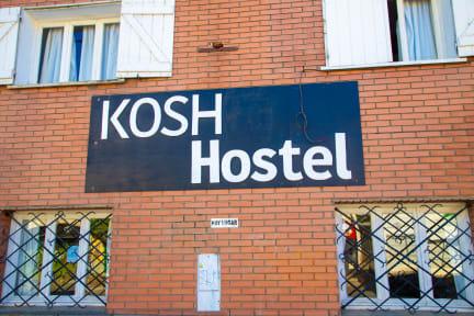 Foto's van Kosh Hostel