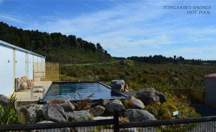 Fotky Tongariro Springs Boutique Suites
