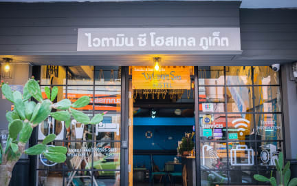 Bilder av Vitamin Sea Hostel Phuket