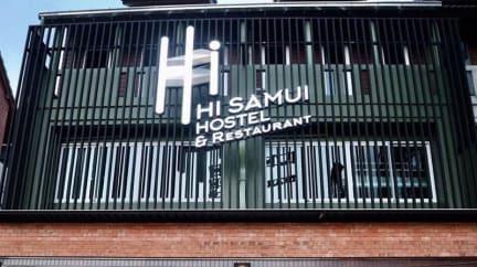 Zdjęcia nagrodzone Hi Samui Hostel