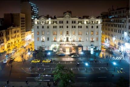 Fotky Gran Hotel Bolivar Lima