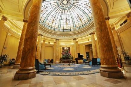 Zdjęcia nagrodzone Gran Hotel Bolivar Lima
