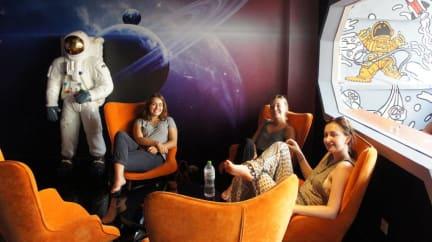 스페이스 호텔 @ 차이나 타운 쿠알라룸푸르의 사진